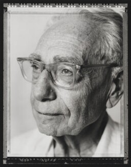 Sir Bernard Katz, by Nick Sinclair - NPG P564(13)