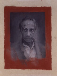Derek Jarman ('Seer'), by Michael Clark - NPG 6322