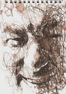 Seamus Heaney, by Ross Wilson - NPG 6262(8)
