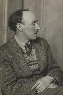 Frank Owen Dobson, by Berenice Abbott - NPG P611