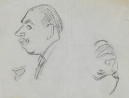 John Maynard Keynes, Baron Keynes, by Sir David Low - NPG 4529(191a)