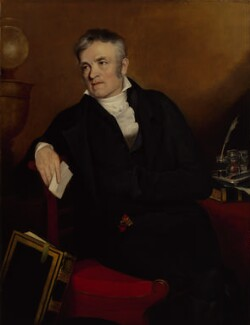 Rudolph Ackermann, attributed to François Nicholas Mouchet - NPG 6342