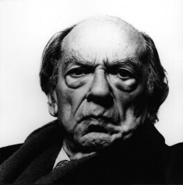 Sir Isaiah Berlin, by Richard Avedon - NPG P615