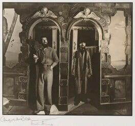 Angus McBean, by Angus McBean, circa 1940 - NPG P618 - © estate of Angus McBean / National Portrait Gallery, London