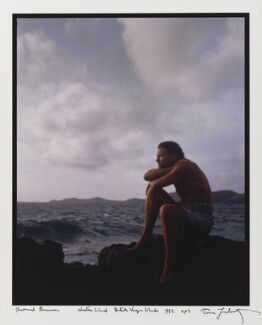 Sir Richard Branson, by Annie Leibovitz - NPG P621