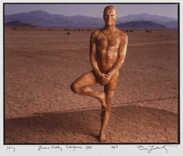 Sting, by Annie Leibovitz - NPG P630