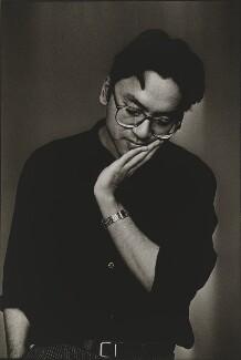 Sir Kazuo Ishiguro, by Sally Soames - NPG P642