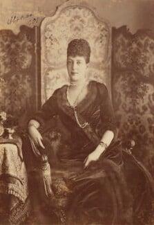 Queen Alexandra, by Lafayette - NPG P659