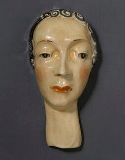 Susie Cooper, by Susie Cooper, circa 1933 - NPG  - Photograph © National Portrait Gallery, London