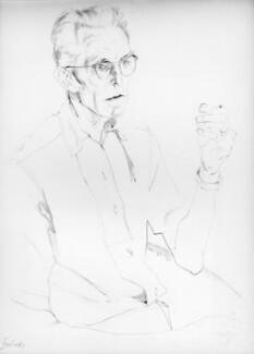 Joe Randolph Ackerley, by Don Bachardy, 1961 - NPG 6382 - © Don Bachardy