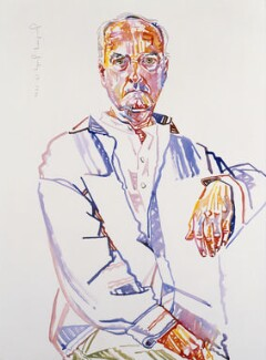 James Ivory, by Don Bachardy - NPG 6372