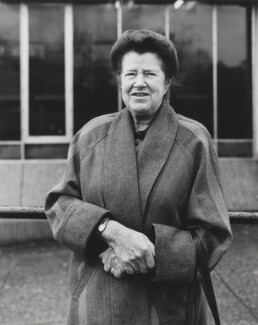 Dame Barbara Clayton, by Nick Sinclair - NPG P670
