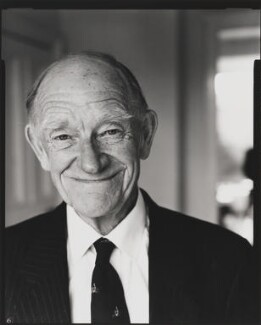 Sir John Crofton, by Nick Sinclair - NPG P671