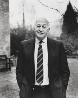 Sir Raymond Hoffenberg, by Nick Sinclair - NPG P681