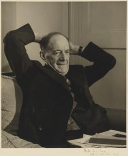 Walter de la Mare, by John Gay, 1948 - NPG P701 - © National Portrait Gallery, London