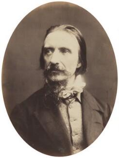 Francis William Newman, by (George) Herbert Watkins, 1858 - NPG P301(118) - © National Portrait Gallery, London