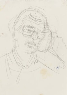 John Major, by John Wonnacott - NPG 6410(1)