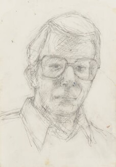 John Major, by John Wonnacott - NPG 6410(2)