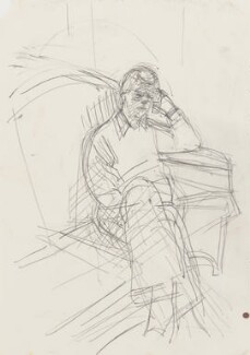 John Major, by John Wonnacott - NPG 6410(3)