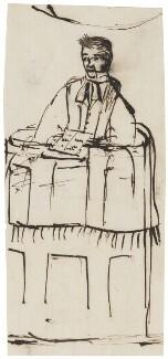 Edward Bouverie Pusey, by Clara Pusey, circa 1856 - NPG 4541(7c) - © National Portrait Gallery, London