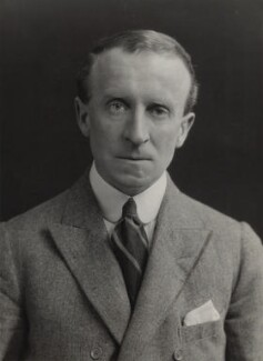 John Buchan, 1st Baron Tweedsmuir, by Elliott & Fry - NPG x86536