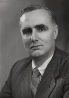 Sir Edward Crisp Bullard, by Elliott & Fry - NPG x86546
