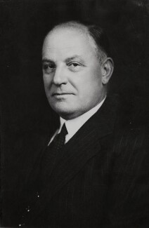 Sir Harold Beresford Butler, by Elliott & Fry - NPG x86571