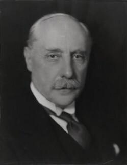 Colin Frederick Campbell, 1st Baron Colgrain, by Elliott & Fry - NPG x86601