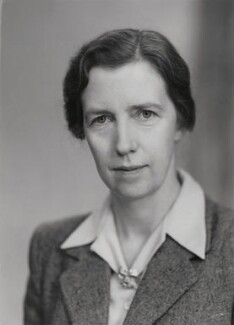 Dame Mary Lucy Cartwright, by Elliott & Fry - NPG x86637