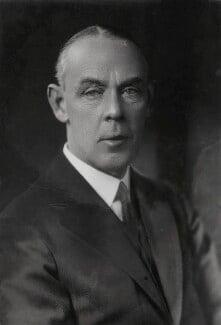 Sir August Bernard Tellefsen Cayzer, 1st Bt, by Elliott & Fry - NPG x86649