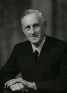 Sir Robert Christopher Chance, by Elliott & Fry - NPG x86659