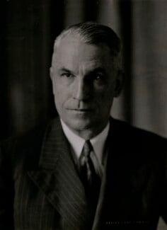 James E. Chaney, by Elliott & Fry - NPG x86664