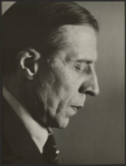 Alfred Cortot, by Herbert Lambert, for  Elliott & Fry - NPG x86820