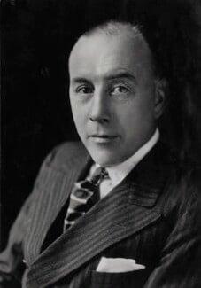 Sir Charles Worthington Craven, 1st Bt, by Elliott & Fry - NPG x86859