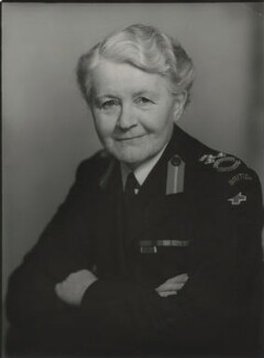 Marjorie Eadon Craven, by Elliott & Fry - NPG x86860