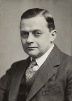 Sir Reginald Powell Croom-Johnson, by Elliott & Fry - NPG x86891