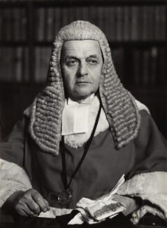 Sir Reginald Powell Croom-Johnson, by Elliott & Fry - NPG x86892