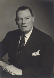 Sir James Bird, by Walter Stoneman - NPG x87062
