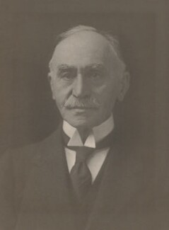Sir Isaac Alfred Isaacs, by Walter Stoneman, 1921 - NPG x87064 - © National Portrait Gallery, London