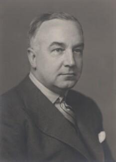 William Miles Webster Thomas, Baron Thomas, by Walter Stoneman, February 1943 - NPG x87243 - © National Portrait Gallery, London