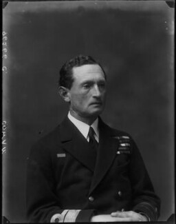 Sir Walter Henry Cowan, 1st Bt, by Walter Stoneman - NPG x87347