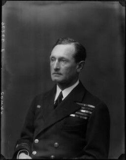 Sir Walter Henry Cowan, 1st Bt, by Walter Stoneman - NPG x87349
