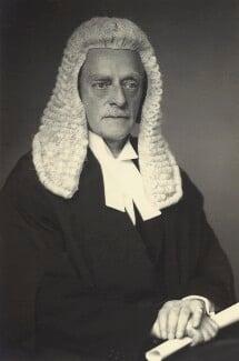 Sir Carleton Kemp Allen, by Walter Stoneman - NPG x88115