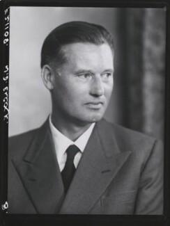 William Dennis Elcock, by Elliott & Fry - NPG x89159