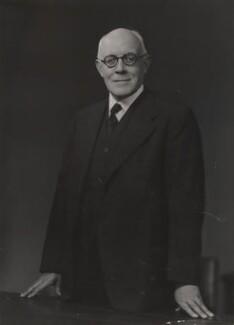 Auckland Campbell Geddes, 1st Baron Geddes, by Elliott & Fry - NPG x89368