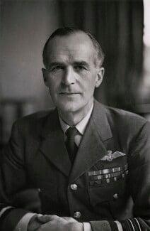 Sir (Robert) Victor Goddard, by Elliott & Fry - NPG x89422