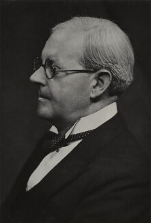 Sir (Herbert) Hamilton Harty, by Elliott & Fry - NPG x89643