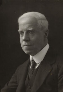 Sir Thomas Little Heath, by Elliott & Fry - NPG x89686