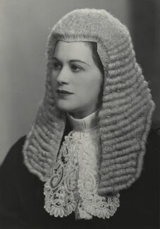 Dame Rose Heilbron, by Elliott & Fry - NPG x89691