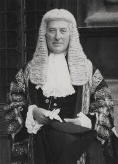 Sir Harry Braustyn Hylton Hylton-Foster, by Elliott & Fry - NPG x89912